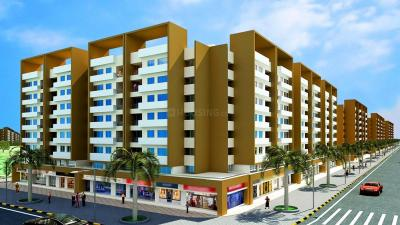 Gallery Cover Image of 690 Sq.ft 1 RK Apartment for buy in Laxmi Housing AVENUE  D Global City, Virar West for 2999999