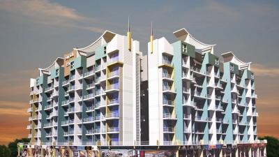 Gallery Cover Image of 1090 Sq.ft 2 BHK Apartment for buy in Rupa Suyash Park, Ulwe for 9500000