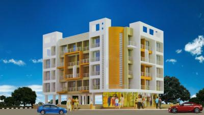 Gallery Cover Image of 550 Sq.ft 1 BHK Apartment for buy in Laxmi Nivas, Kharghar for 4500000