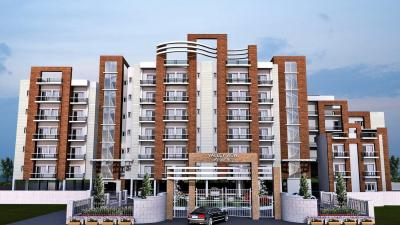 Gallery Cover Image of 1300 Sq.ft 2 BHK Apartment for buy in Valley View Residency, Jakhan for 5800000