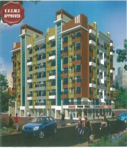 Gallery Cover Image of 580 Sq.ft 1 BHK Apartment for buy in Topaz Height, Nalasopara West for 2250000