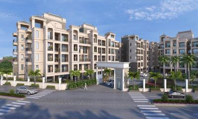 Gallery Cover Image of 920 Sq.ft 2 BHK Apartment for rent in Siddhivinayak Mahima, Taloja for 8000