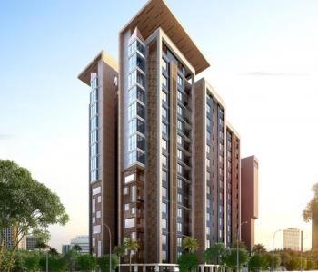 Gallery Cover Image of 1095 Sq.ft 2 BHK Apartment for buy in Corniche, Egmore for 13687500