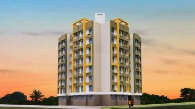 Gallery Cover Image of 650 Sq.ft 1 BHK Apartment for rent in DGS Sheetal Dham, Vasai East for 9000