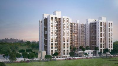 Gallery Cover Image of 650 Sq.ft 1 BHK Apartment for rent in Sunshine Joy, Pirangut for 6000