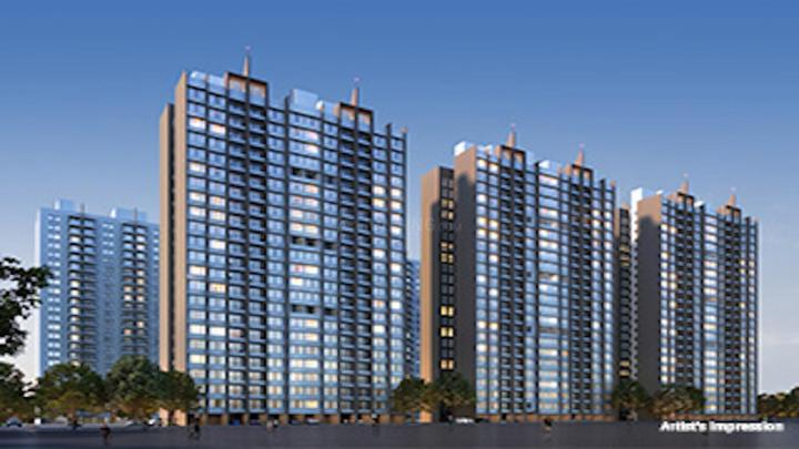 Gallery Cover Pic of Kolte Patil Life Republic Sector R16 16th Avenue Arezo F Building