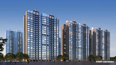 Kolte Patil Life Republic Sector R16 16th Avenue Arezo F Building