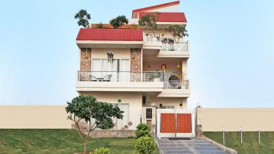 Gaur Lake View Villas