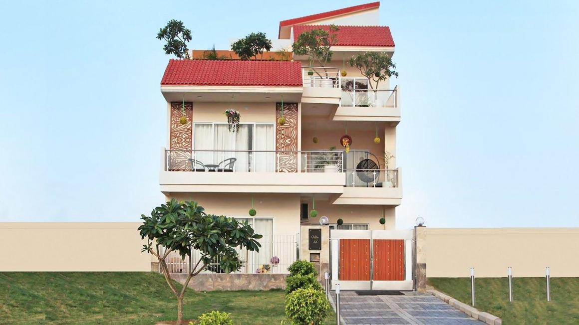 Gallery Cover Pic of Gaur Lake View Villas