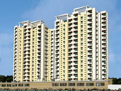 Gallery Cover Image of 1186 Sq.ft 3 BHK Apartment for rent in Cloud 9 Skylish, Ahinsa Khand for 13500