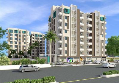 Gallery Cover Image of 882 Sq.ft 1 BHK Apartment for buy in Platinum Elegance, Hathijan for 1900000