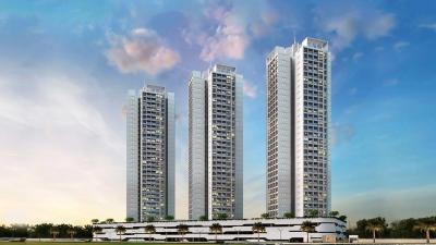 Gallery Cover Image of 1700 Sq.ft 3 BHK Apartment for buy in Aurum Q Residences R2, Ghansoli for 26000000