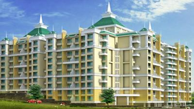 Gallery Cover Image of 1021 Sq.ft 2 BHK Apartment for buy in Arihant Aloki, Karjat for 3400000