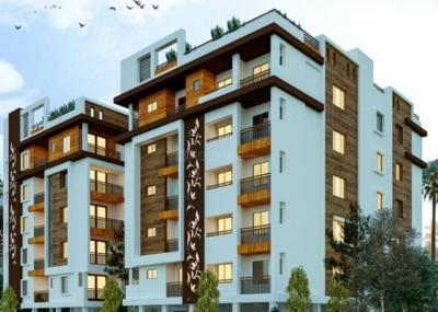 Akshita Heights Two Tower II