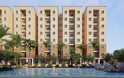 Gallery Cover Image of 350 Sq.ft 1 BHK Apartment for buy in Orchid Enclave, Electronic City for 1700000