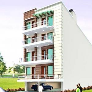 Gallery Cover Image of 540 Sq.ft 1 RK Independent Floor for buy in ARE Uttam Nagar Floors, Uttam Nagar for 2200000