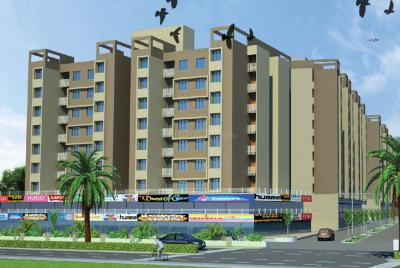 Gallery Cover Image of 1000 Sq.ft 2 BHK Apartment for rent in Nanji Radhika Residency, Devdham for 4000