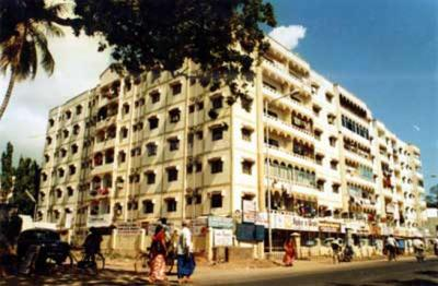 Doshi Silver Park Apartments