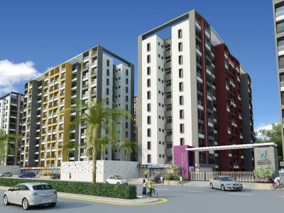 Gallery Cover Image of 1125 Sq.ft 2 BHK Apartment for rent in Swaminarayan Park 2, Vishala for 12000