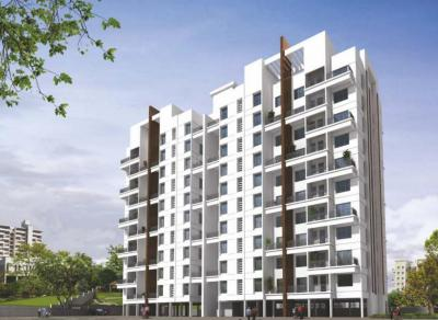 Gallery Cover Image of 600 Sq.ft 1 BHK Apartment for rent in Kanchan Onyx by Kanchan Developers, Pisoli for 9000