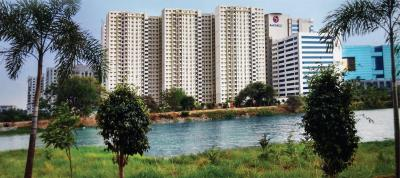 Gallery Cover Image of 1200 Sq.ft 3 BHK Apartment for rent in Mantri Celestia, Nanakram Guda for 28000