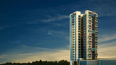 Gallery Cover Image of 650 Sq.ft 1 BHK Apartment for rent in Rushi Shivbliss, Bhandup West for 25000