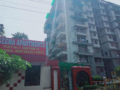 Gallery Cover Image of 1700 Sq.ft 3 BHK Apartment for buy in Seema Apartment, Sector 11 Dwarka for 20100000