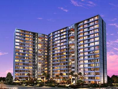 Gallery Cover Image of 1450 Sq.ft 3 BHK Apartment for buy in Godrej Central, Chembur for 22500000