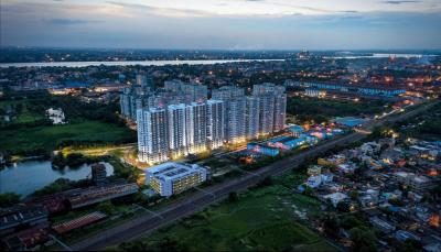 Gallery Cover Image of 1345 Sq.ft 3 BHK Independent Floor for buy in Retreat at Godrej Prakriti, Sodepur for 7000000