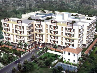 Gallery Cover Image of 1390 Sq.ft 3 BHK Apartment for buy in VM Serenity, Horamavu for 8500000