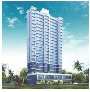 Gallery Cover Image of 1027 Sq.ft 3 BHK Apartment for buy in Fortune Avirahi Wing A, Borivali West for 31600000