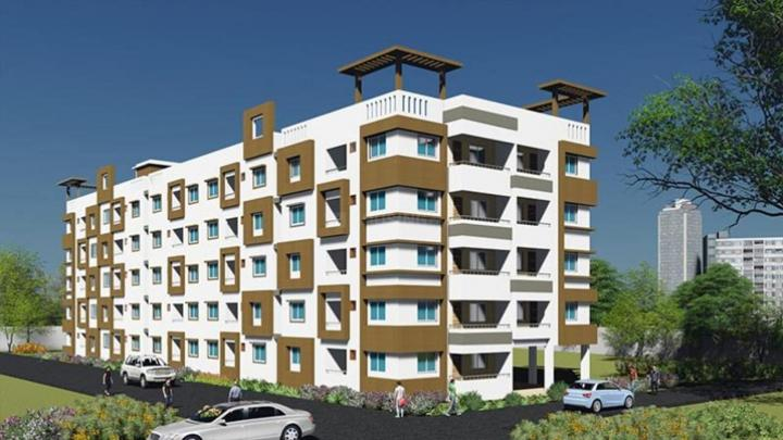 Gallery Cover Pic of NPR Gitanjali Apartments