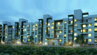Gallery Cover Image of 1050 Sq.ft 2 BHK Apartment for rent in Saheels Fortune Park II, Moshi for 13000