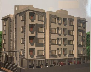 Gallery Cover Image of 1040 Sq.ft 2 BHK Apartment for buy in Shivam Appartment by Shivam Developers Ahmedabad City, Ghodasar for 3500000