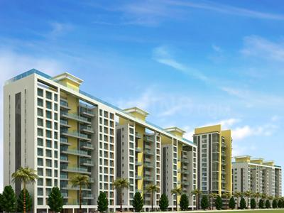 Gallery Cover Image of 1400 Sq.ft 3 BHK Apartment for buy in The Latitude D, Kondhwa for 12000000