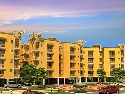 Gallery Cover Pic of Vasundhara Crest Apartment