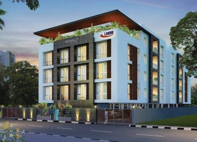 Gallery Cover Image of 2400 Sq.ft 3 BHK Apartment for rent in Lancor Sonnet Square, Adyar for 67000