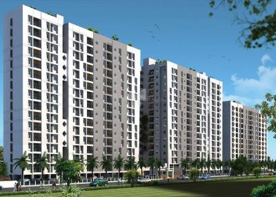 Gallery Cover Image of 1114 Sq.ft 2 BHK Apartment for rent in Ruby Landmark, Mannivakkam for 16000