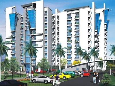 Gallery Cover Image of 1225 Sq.ft 2 BHK Apartment for buy in Sterling, Loni Industrial Area for 5000000
