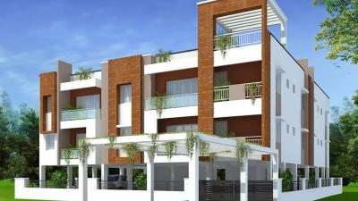 Gallery Cover Image of 560 Sq.ft 1 BHK Apartment for buy in Lakshmi Mylapore Kutchary Road, Mylapore for 3200000