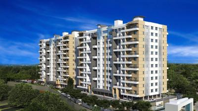 Gallery Cover Image of 1050 Sq.ft 2 BHK Apartment for rent in Kumar Pinakin, Baner for 22000