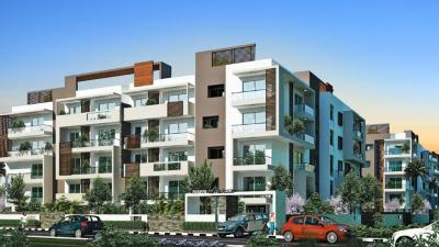 Gallery Cover Image of 1575 Sq.ft 3 BHK Apartment for buy in Pioneer Sun Blossom, Electronic City for 8500000
