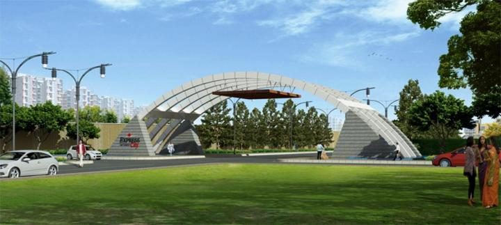 Gallery Cover Pic of Express Express City Plots