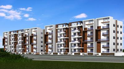 Gallery Cover Image of 1481 Sq.ft 3 BHK Apartment for buy in Garudachala Blossom, Krishnarajapura for 7997400