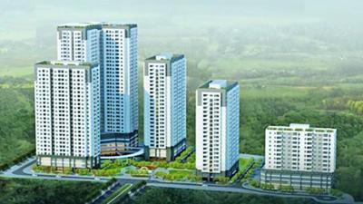 Gallery Cover Image of 950 Sq.ft 2 BHK Apartment for buy in ROF Ananda, Sector 95 for 2796680