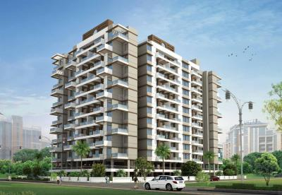Gallery Cover Image of 1000 Sq.ft 2 BHK Apartment for buy in Konark Yashoda Aangan, Thergaon for 6500000