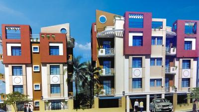 Gallery Cover Image of 840 Sq.ft 2 BHK Independent Floor for rent in Anand Niketan, Belghoria for 15000