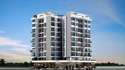 Gallery Cover Image of 650 Sq.ft 1 BHK Apartment for rent in Proviso Builders Corner, Ulwe for 12000