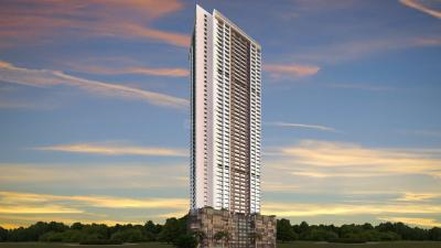 Gallery Cover Image of 716 Sq.ft 1 BHK Apartment for buy in Sheth Irene Wing A Phase 1, Malad West for 10000000