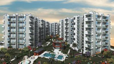 Gallery Cover Image of 1250 Sq.ft 2 BHK Apartment for rent in Trishla Plus Homes, Sector 20 for 12000